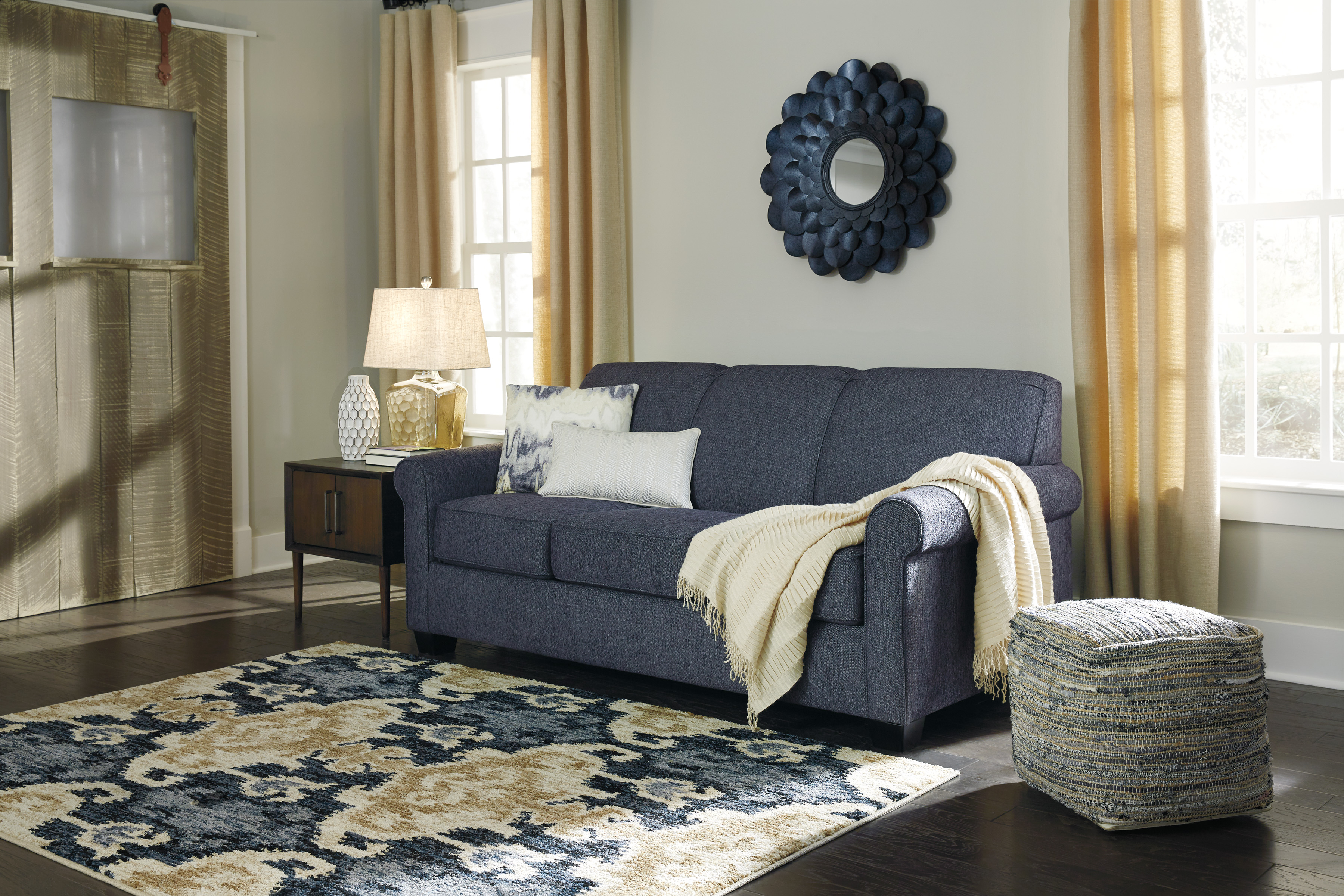 buy popular bfdae 2acfb Ashley Cansler Full Sleeper Sofa